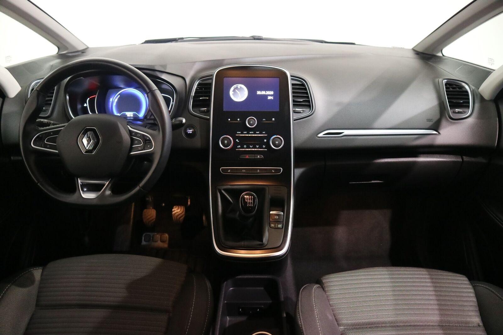 Renault Grand Scenic IV 1,5 dCi 110 Zen 7prs - billede 6