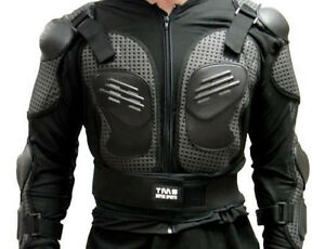 Motorcycle-MX-Full-Body-Armor-Jacket-Spine-Chest-Shoulder-Protection-Riding-Gear