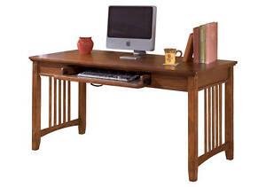 Ashley Furniture Cross Island Home Office Large Leg Desk