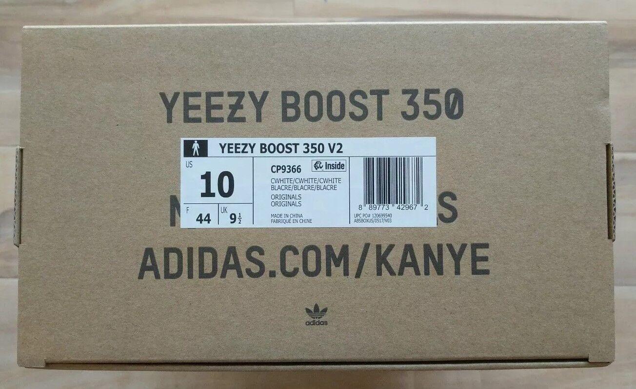 adidas yeezy boost 350 v2 triple Blanc nous sz 10 10 10 nouveaux en bote avec r ceed2f