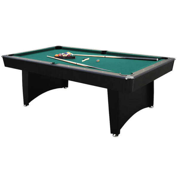 SoleX Addison Billiard Table W Table Tennis Top EBay - Sportcraft 7ft pool table review