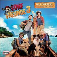 Fünf Freunde 3 - Das Original-Hörspiel zum Kinofilm - Audio-CD - Audiobook