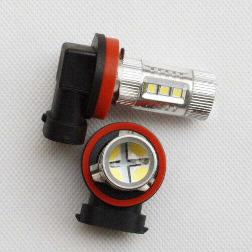 80W LED High Power SMD Car Truck Auto Fog DRL Light Projector Lens Bulb Lamps