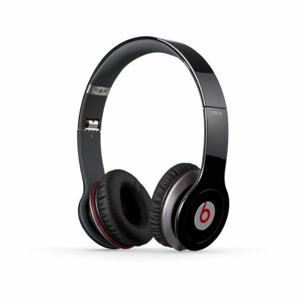 Beat Solos 1 : beats by dr dre solo hd headband headphones black for sale online ebay ~ Russianpoet.info Haus und Dekorationen