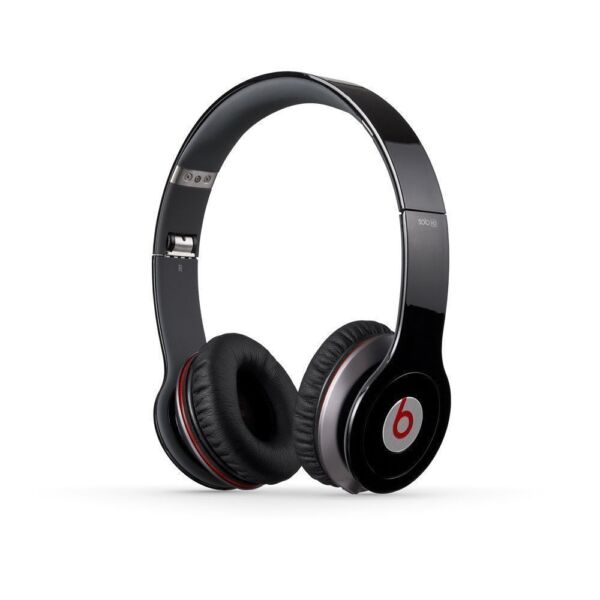 Beats by Dr. Dre Solo HD Headband Headphones - Black for ...
