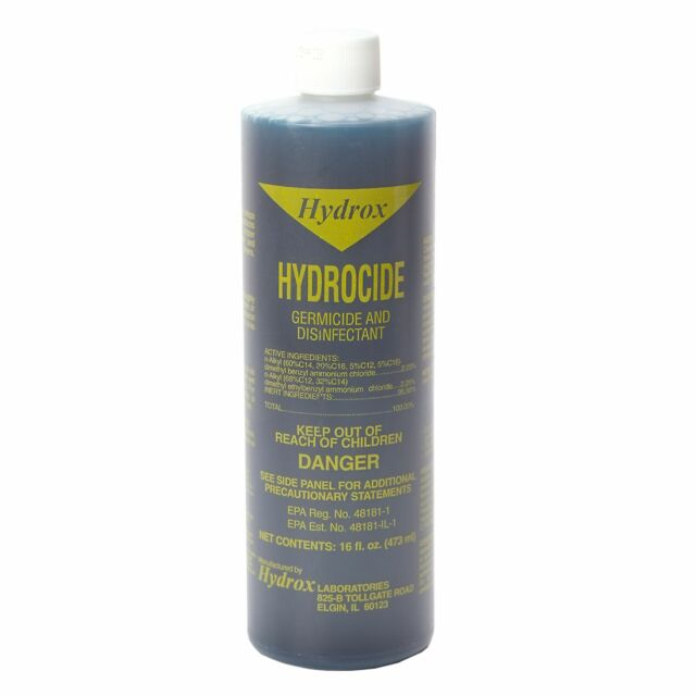 Hydrocide Germicide and Disinfectant