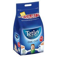 TETLEY TEA BAGS 2.5kg ONE CUP 1100 CATERING BULK BRITISH CUPPA
