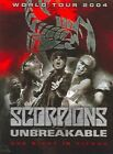 Unbreakable World Tour 2004 One Night 0828767122991 With Scorpions DVD Region 1