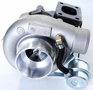 Details about NEW GT2871 GT2876 T2 TURBOCHARGER FOR NISSAN S13 S14 S15  SR20DET TURBO 400HP