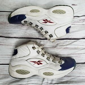 57d9f7f32b5b Image is loading OG-Reebok-Allen-Iverson-Question-Mid-Mens-Shoes-