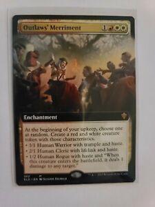 x1 LP Outlaws/' Merriment Magic the Gathering MTG Throne of Eldraine