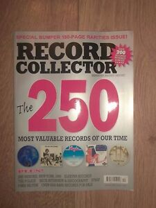 RECORD-COLLECTOR-MAGAZINE-DECEMBER-2006-ISSUE-330-JIMI-HENDRIX-THE-POLICE-STRAY