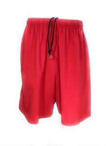 Russell-Men-039-s-660PMMK-Dri-Power-Coaches-Short-Color-Red-Size-3XL-amp-4XL-NWT