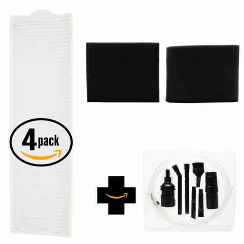 Upper Tank /& Pre-Motor Filter for Bissell 3760 3093 37605 w//Micro Kit 4Filter
