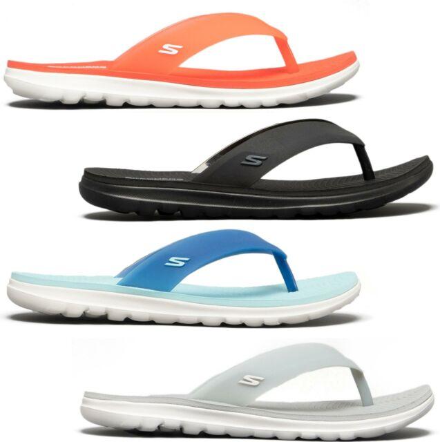 skechers flip flops ladies sale