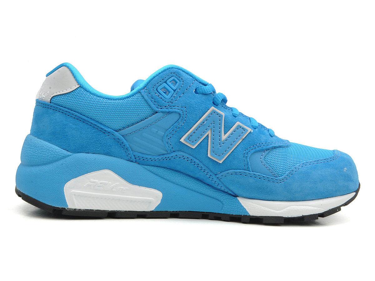 Hombre New Block Balance RevLite - Color Block New - Azul Zapatillas Casual MRT580DN 40d6e2