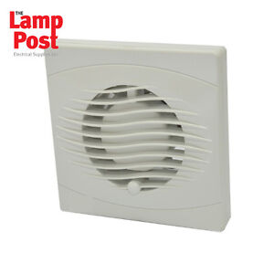Ceiling Fan Timer: Image is loading 4-034-100mm-Bathroom-Toilet-Extractor-Wall-Ceiling-,Lighting