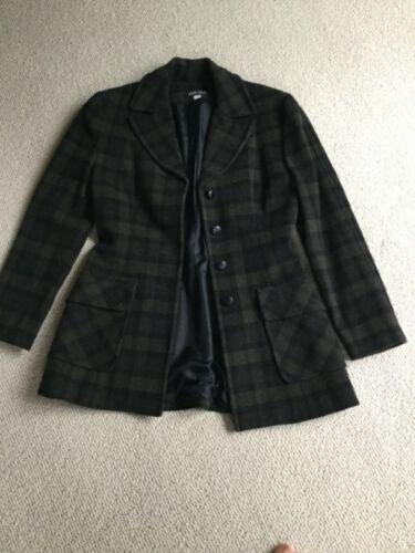 Jenne Maag jacket blazer size P vintage early 1990