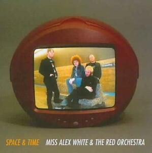 MISS-ALEX-WHITE-SPACE-AND-TIME-USED-VERY-GOOD-CD
