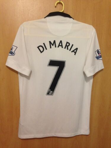 MANCHESTER UNITED 20142015 AWAY FOOTBALL SHIRT JERSEY ANGEL DI MARIA #7