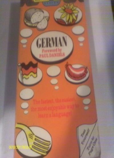 German (Linkword Language System) By M.M. Gruneberg, Paul Daniels