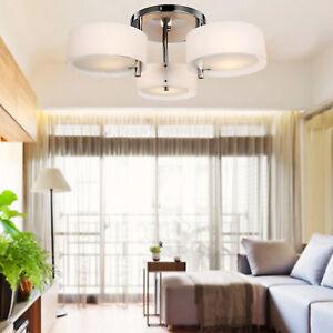 Das Bild Wird Geladen Deckenleuchte Deckenlampe Acryl 40W Kronleuchter  Wohnzimmer 3 Flammig