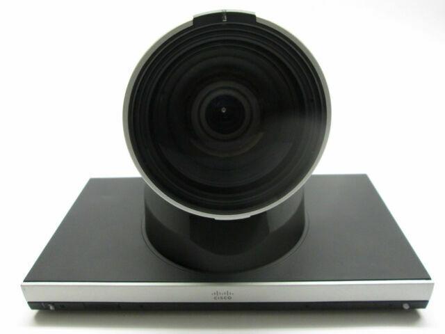 Tandberg Precision HD 1080p 12x TTC8-02 CTS-PHD-1080P12XS Camera Cisco