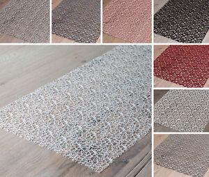 Netz-Tischlaeufer-Tischdecke-Platzset-Tischset-Tischdeko-Groesse-und-Farbe-waehlbar