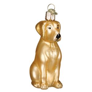 034-Yellow-Lab-Labrador-034-12386-X-Old-World-Christmas-Glass-Ornament-w-OWC-Box