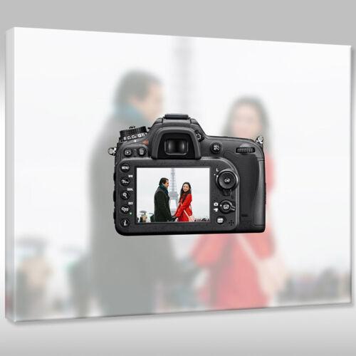 Ihr Bild auf Leinwand eigenes Foto Wunschmotiv Kunstdruck Wandbild Geschenkidee