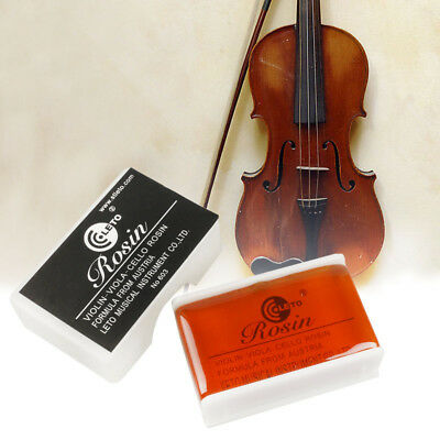 Dark Rosin for Bowed Instruments Violin Cello UK Viola