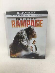 Dwayne-Johnson-Rampage-BLU-RAY-DVD-Steelbook-2018