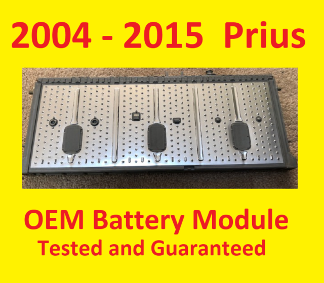 TOYOTA PRIUS HYBRID BATTERY CELL NIMH MODULE 2010 2011