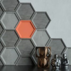 Hexagonal-Concrete-Wall-Brick-Silicone-Cement-Tray-Mold-Decoration-Plaster-Mould