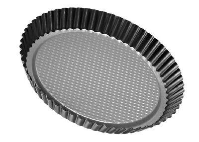 Teglia Crostata 28 cm Eva Stampo furbo forno teglie Antiaderente quiche mshop
