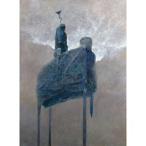 Beksinski Painting Art poster 07   eBay