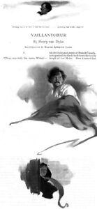 Henry-van-Dyke-VAILLANTCOEUR-Walter-Appleton-Clark-FRENCH-CANADA-1899-Story