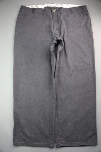 Vintage Men's Ben Davis Chino Pants Gray Size 44 (