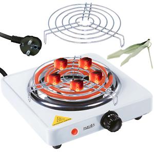 Elektrischer-Kohleanzuender-1000-W-Shishakohle-Shisha-Brenner-Heizplatte-E-Heater