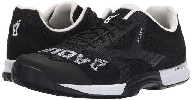 Inov-8 Women/'s F-Lite 250 Black//White 5054167445