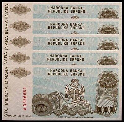 Lot 5 PCS 2000 P-28b Belarus 1000 Rubles Rublei 2011 1//20 Bundle UNC
