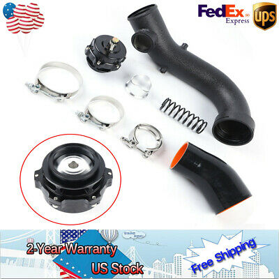 CHARGE PIPE KIT w//SSV Limited BLOW OFF for BMW N54 E82 E91 E93 135 335iX 335Xi