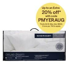 Sheridan Deluxe Dream Polyester Pillow