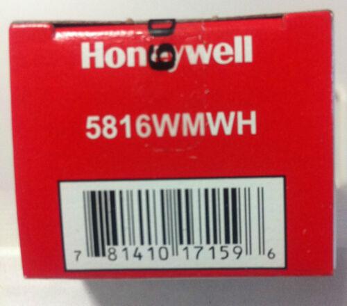 Brand New Honeywell 5816 5816WMWH Wireless Door//Window Transmitter w// Magnets,
