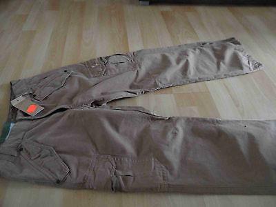 JEEP coole Cargopants hellbraun Gr. 152 NEU