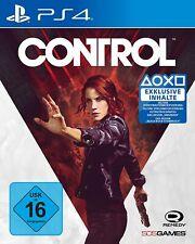 Artikelbild CD-Lieferant Control (PS4)*NEU&OVP*