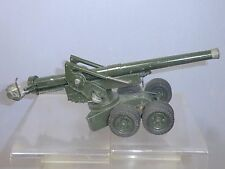 VINTAGE BRITAINS MODEL No.XX155mm  HOWITZER GUN  ( 2nd  ISSUE )  FOR RENOVATION