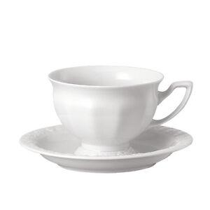 rosenthal maria wei kaffeetasse mit untertase 0 18 l 10430 800001 14740 neu ebay. Black Bedroom Furniture Sets. Home Design Ideas