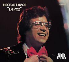 HECTOR LAVOE - LA VOZ (REMASTERED) 180G  VINYL LP NEU