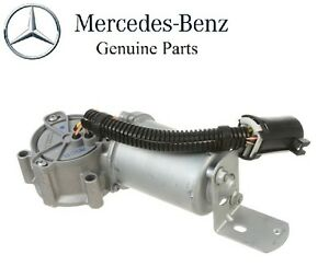 New genuine 4 wheel shift control actuator transfer case for Mercedes benz transfer case recall